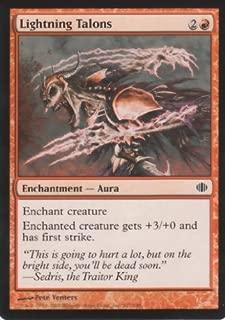 Magic: the Gathering - Lightning Talons - Shards of Alara