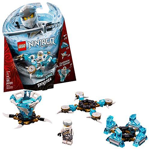 LEGO NINJAGO Spinjitzu Zane 70661 Building Kit (109 Pieces) (Discontinued by Manufacturer)