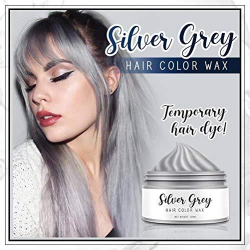 Haar Wachs Unisex DIY Hair Wax Haarstyling Haarwachs Schlamm Wasser Gel Haar Styling Modellierung Haar Forming