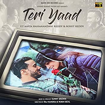 Teri Yaad (feat. Anita Hassanandani Reddy, Rohit Reddy)