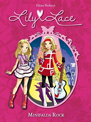 Minifalda rock (Serie Lily Lace 2)