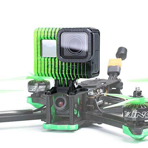 iFlight TPU Camera Mount Protector Angle Adjustable for GoPro 5 6 7 Used for iFlight XL Series XL5 DC5 XL10 Quadcopter FPV Frame