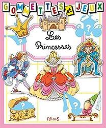 Cahiers d'activités pour les plus petits Gommettes et jeux Les Princesses