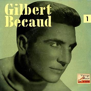"""Vintage French Song Nº 36 - EPs Collectors """"Je Veux Te Dire Adieu"""""""