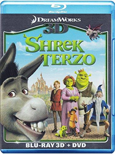 Shrek terzo(+DVD) [Italia] [Blu-ray]