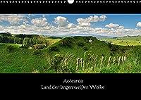 Aotearoa - Land der langen weissen Wolke (Wandkalender 2022 DIN A3 quer): Grandiose Landschaften Neuseelands im Panoramaformat (Monatskalender, 14 Seiten )
