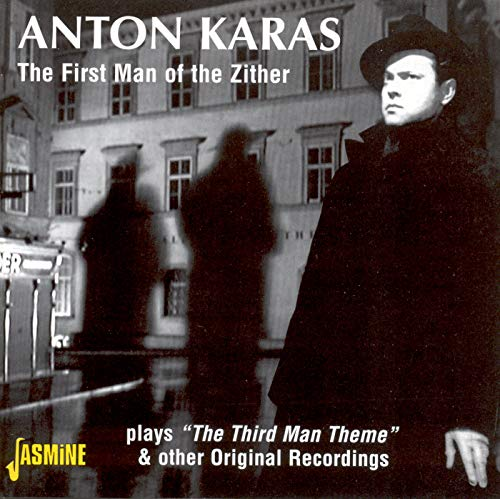 Price comparison product image The First Man Of The Zither Plays The Third Man Theme & Other Original Recordings