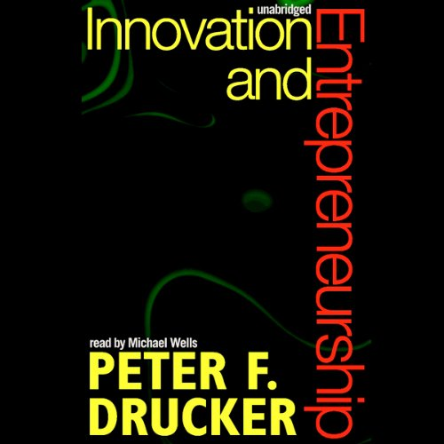 Innovation and Entrepreneurship  Audiolibri