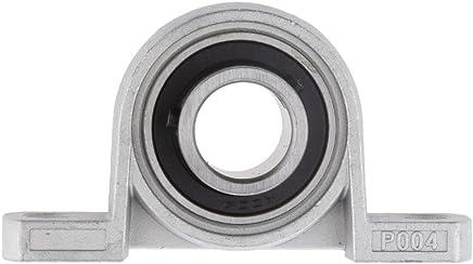 20 mm Diámetro KP004 Bola para Soportes de Rodamientos Kit de Soporte