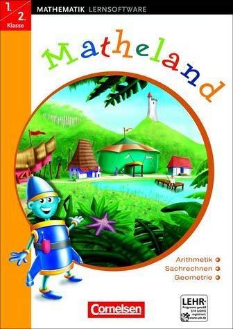 Matheland - In DVD-Box / Teil 1: 1./2. Schuljahr - Arithmetik, Sachrechnen, Geometrie: CD-ROM