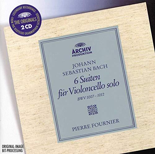 6 Suite Per Violoncello Solo