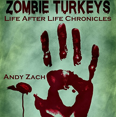 Zombie Turkeys audiobook cover art