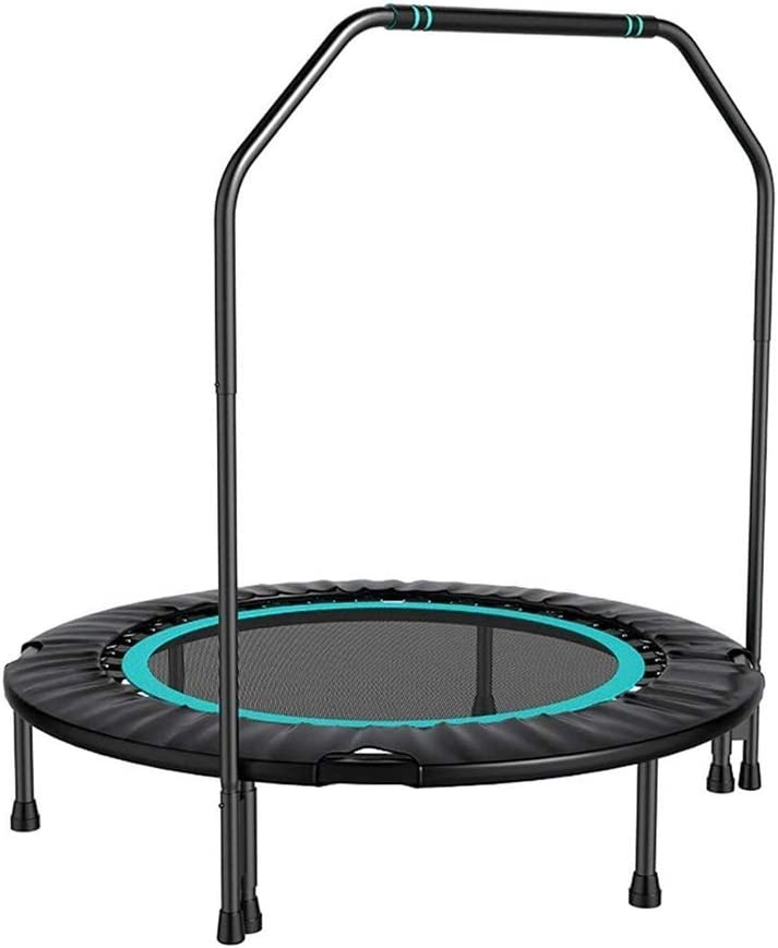 Trampoline Indoor Household with Armrests L Fitness Adult Max 59% OFF All items in the store Weight