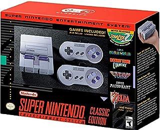 Super Nintendo SNES Classic Mini Consola, color Gris - Class