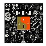 Dekor Geschenk Bon Iver 22, A Million Musik Album Cover