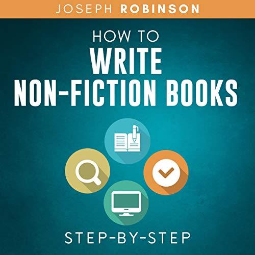 『How to Write Non-Fiction Books』のカバーアート