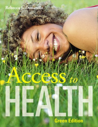 Access to Health: Green Edition