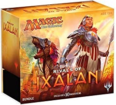 Magic the Gathering (MTG): Rivals of Ixalan Bundle (Fat Pack)
