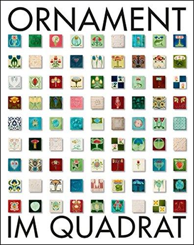 Ornament im Quadrat: Die Jugendstilfliesen-Schenkung Inge Niemöller