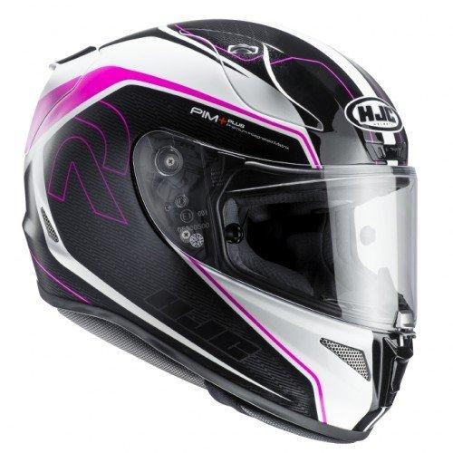 HJC - Motorcycle helmets - HJC RPHA 11 DARTER MC8 - M by HJC Helmets