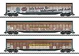 Märklin Schiebewanwagen-Set 048063 -