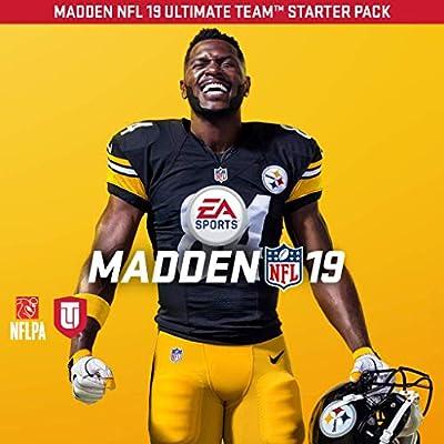 Madden NFL 19 Legends Ultimate Team Starter Pack - PS4 [Digital Code]
