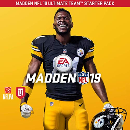 Madden NFL 19 Legends Ultimate Team Starter Pack - PS4 [Digital Code]