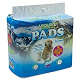 Arquivet Pads Super Economic Pack - 60X60 Cm - 50 Unidades 2280 g