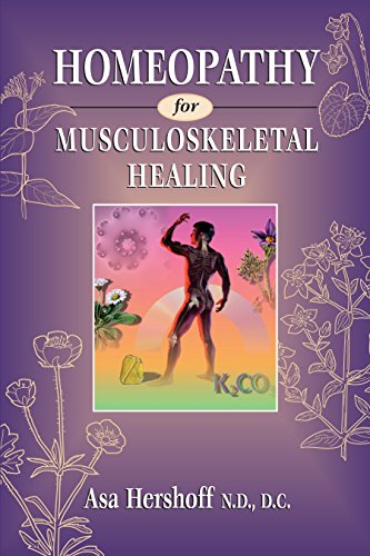 Compare Textbook Prices for Homeopathy for Musculoskeletal Healing Illustrated Edition ISBN 9781556432378 by Hershoff, Asa