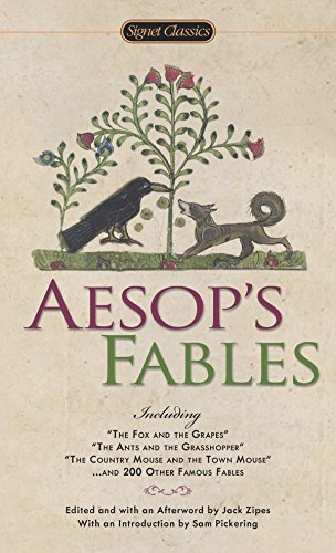 Aesop's Fables (Signet Classics)の詳細を見る