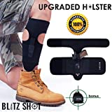 Ankle Holster for Concealed Carry Universal Ankle Holster 2xStronger Velcro for...