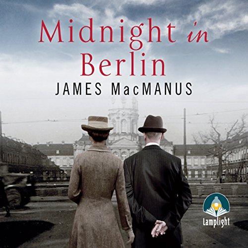 Midnight in Berlin audiobook cover art