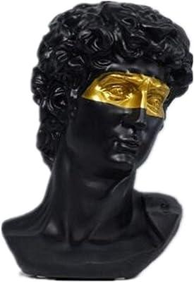 PZAIQ Esculturas Estatuas para Jardín Estatuas Busto Mini Escultura De Estatua De Yeso Decoración del Hogar Arte Y Práctica De Dibujo: Amazon.es: Hogar