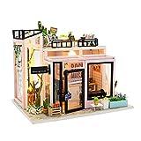 Gpzj DIY LOL Haus Puppenhaus Lernspielzeug Gebäudemodell Montage Modernen Stil Handgemachte...