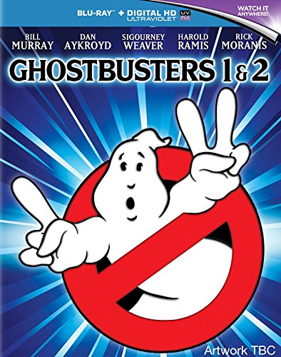 Ghostbusters / Ghostbusters II - Set [Blu-ray] [UK Import]