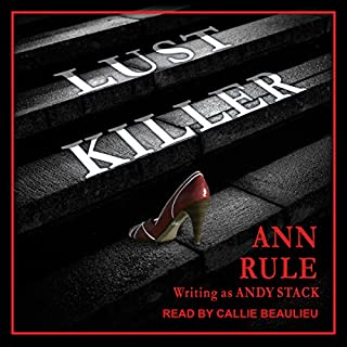 Lust Killer audiobook cover art