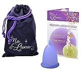 Me Luna Coupe menstruelle Sport, bille, bleu/violet, taille S