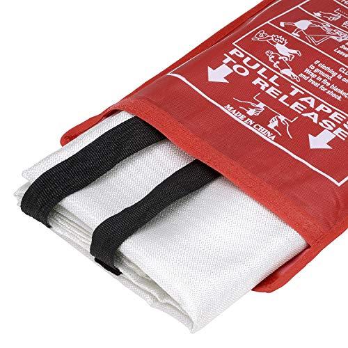 JJ CARE Fire Blanket for Home 40