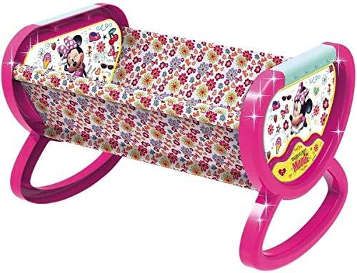 Minnie Mouse Sambro, Carrito para Muñecas (B-8447), Multicolor 1