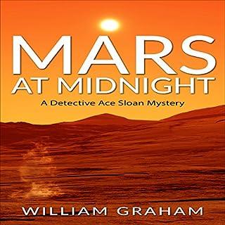 Mars at Midnight audiobook cover art