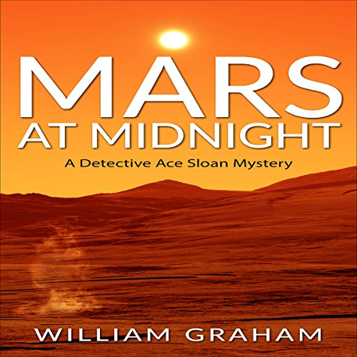 Mars at Midnight audiobook cover art