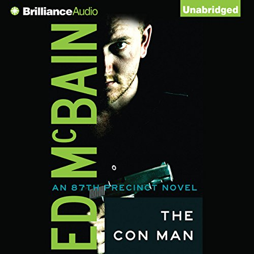 The Con Man audiobook cover art