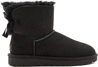 UGG Luxury Fashion Womens 1016501WBLACK Black Ankle Boots | Season Permanent