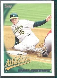 2010 Topps Baseball Card # 449 Ryan Sweeney - Oakland Athletics - MLB Trading Card