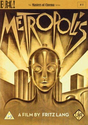 Metropolis: Masters of Cinema [DVD] by Fritz Lang