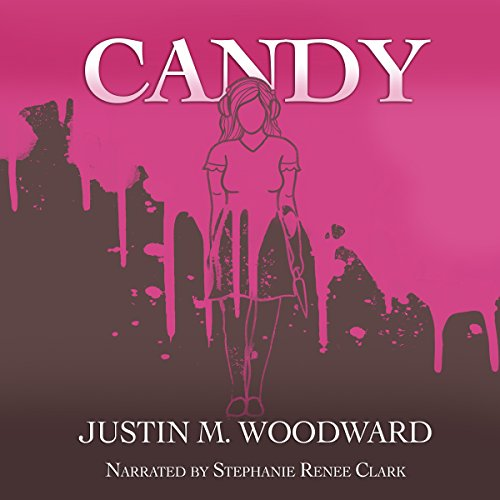 Candy audiobook cover art