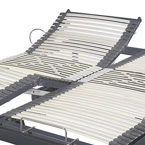 EBAC Literie Lit électrique 70+70x190 S50