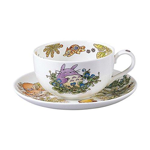 Noritake X Studio Ghibli Neighbor Totoro Tea Cup and Saucer T97285A/4660-1