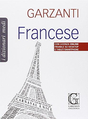 Dizionario medio di francese (francese - italiano / italiano - francese)