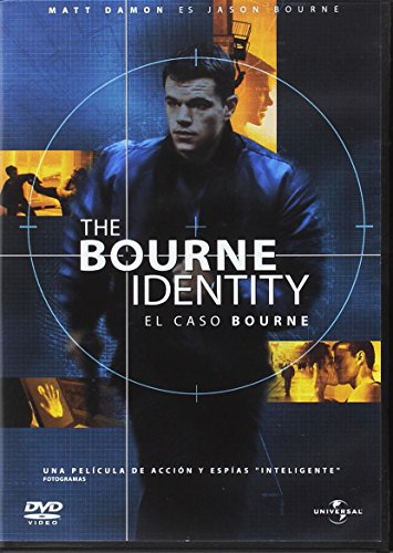 El caso bourne [DVD]